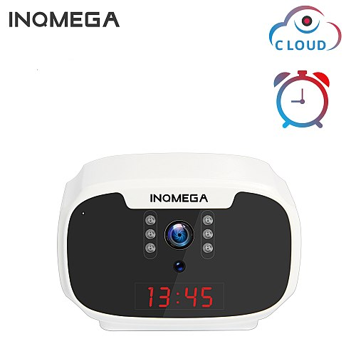 Mini 1080P WiFi Camera Wireless Clock Camera Home Security Camera IP CCTV Surveillance IR Night Vision Motion Detect