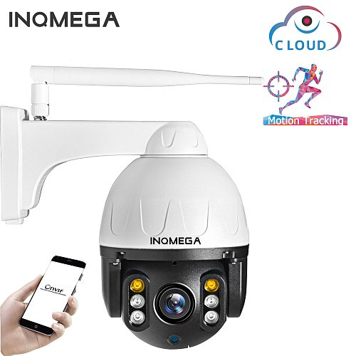 1080P PTZ IP Camera Auto Tracking Outdoor Onvif Waterproof Mini Speed Dome Camera 2MP IR 30M P2P CCTV Security Camera