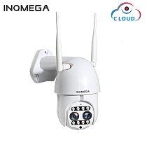 Cloud 1080P Outdoor PTZ IP Camera Dual-Lens WIFI Speed Dome Camera 4X Digital Zoom 2MP Onvif IR CCTV Security Camera