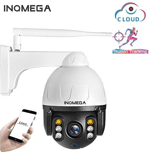 Cloud 1080P Outdoor PTZ IP Camera WIFI Speed Dome Auto Tracking Camera 4X Digital Zoom 2MP Onvif IR CCTV Security Camera