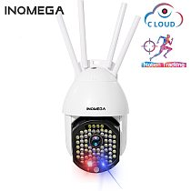 1080P Cloud Wifi Camera PTZ Speed Dom Waterproof 2MP Full Color CCTV Security Surveillance IP Camera 4X Digital Zoom