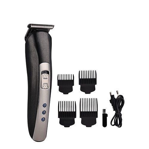 Electric Hair Trimmer Cordless Hair Clipper Steel Cutter Beard Trimmer Shaver Razor USB Rechargeable Haircut Cutting Machine