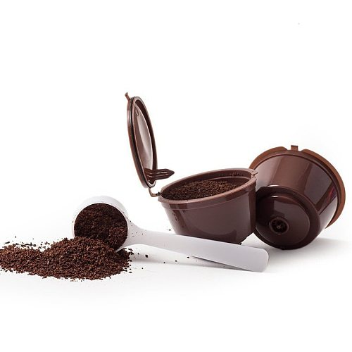 New Refillable Dolce Gusto Coffee Capsule Nescafe Dolce Gusto Reusable Dolce Gusto Coffee Capsule Safe Environmentally Friendly
