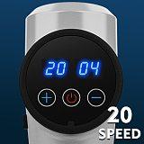 2020 Brand New Deep heat massager thick muscle tissue massage gun