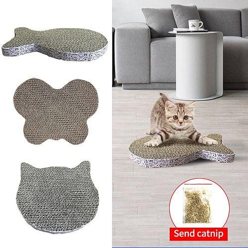 Cat Scratch Guards Mat Pet Scratching Claw Post Cat Scraper Board Protector Sofa Furniture Cats Scratcher Paw Pads