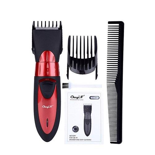 220-240V Hair Clipper Razor Shaver Hair Trimmer Haircut Machine Haircutting Rechargeable Hair Cutting Clipper Tool 31
