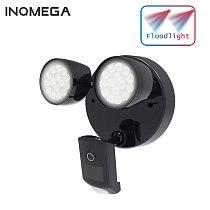 1080P Outdoor 2 LED Floodlight IP Camera Wifi Camera IP66 Waterproof Motion Detection CCTV Surveillance Security Camera