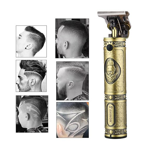 Electric Shaver Men Beard Trimmer Clipper Razor Shaving Machine Trimmer face Face Cleaning Brush Rechargeable Nose Trimmer