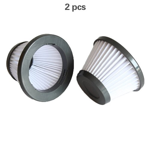 2 pcs/lot Replacement HEPA air filter for Philips FC6161 Spare parts for vacuum cleaner