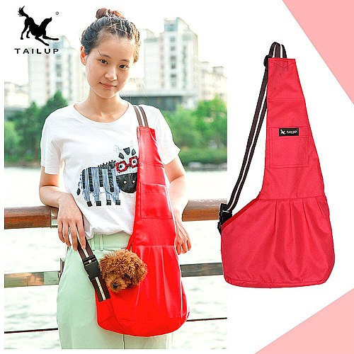 Fashion portable Pet dog carrying bag travel Carrier Sling Bags front chest backpack for Pet Dogs puppy Chihuahua accessories