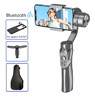Stabilizer Gimbal 3-Axis Smartphone Action Gopro Camera PTZ Handheld Stabilizer cellphone For Phone Xs Xr X 8 Plus 11