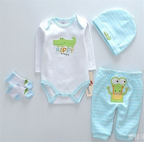 Wholesale Handmade Baby Doll Accessories Suit For 22-23 inches BOY Baby with Headdress Girl Doll Clothes Sets