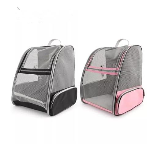 Cat Backpack Outdoor Pet Carrier Bag Handbag Breathable Foldable Pet Backpack For Travel Dog Carrier Bag