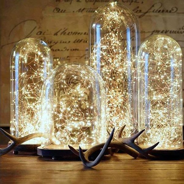 1M 2M 3M 5M 10M Copper Wire LED String Lights Christmas Decorations for Home New Year Decoration Navidad 2020 New Year 2021.