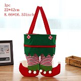 Merry Christmas Decorations For Home 2020 Xmas Navidad Natal Stockings & Gift Holders Candy Bag Happy New Year 2021