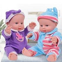 12 inch Reborn Babys doll bebe reborn silicone dolls Newborn Rubber Baby Dolls Full Body Christmas Birthday Toys Gift For Girl