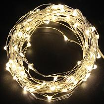 2m/5m Decorative Led Lights String Garland Holiday lights Christmas Decor for Home Outdoor Wedding Fairy Lights for Room Bedroom