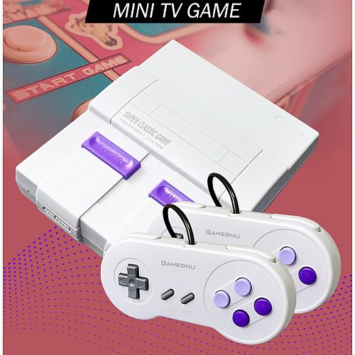 New Retro Super Classic Game Mini TV 8 Bit Family TV Video Game Console Built-in 620/660 Games Handheld Gaming Player Xmas Gift