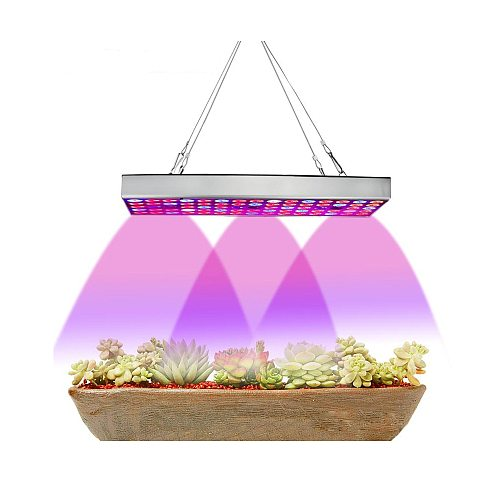 LED grow lamp Phyto Lamps Full Spectrum LED growth Light 75LEDs 25W 2835 Chip For indoor Greenhouse fitolamp plant lamp