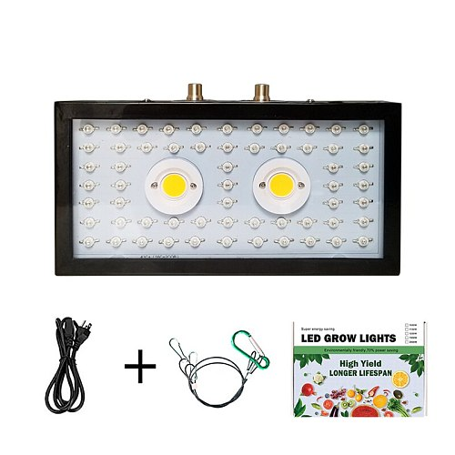Grow Light Fitolampy LED COB 1500W LED  Full Spectrum Phyto Lamp Phyto-Lamp For Indoor Vegetable Flower Plant Fitolamp