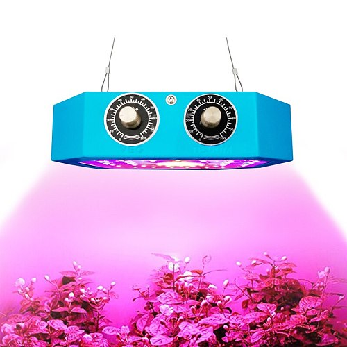 Full Spectrum 1000W  LED Grow Light Panel can dimmable for indoor flower seedling greenous grow tent fitolamp noise