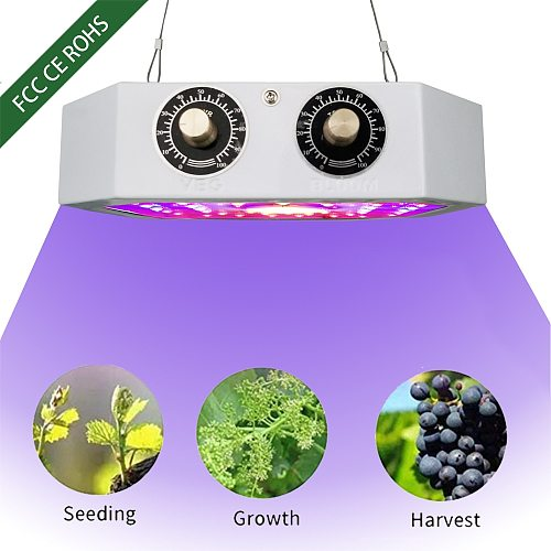 1100W LED Phyto Lamps COB Full Spectrum dimmable Fitolampy Grow Lights For indoor  Greenhouse Hydroponic plant grow lamp