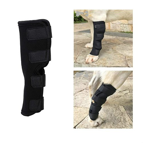 Pet knee pad for dog Leggings Joint protection repair breathable accesorios para perros chien perro mascotas Rodilleras supplies