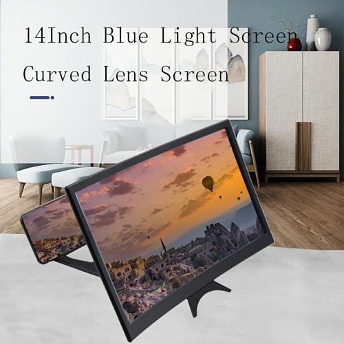 3D Screen Amplifier Mobile Phone Screen Video Magnifier For Cell Phone Smartphone Enlarged Screen Magnifying Phone Stand Bracket