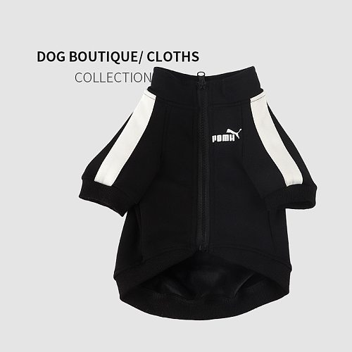 Fashion Dog Hoodie Winter Pet Dog Clothes For Dogs Coat Jacket Cotton Ropa Perro French Bulldog Clothing For Dogs Pets Clothing