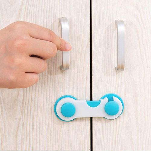 Baby Protect Drawer Lock Children Security Protection For Cabinet Toddler Child Safety Lock Refrigerator Window Closet Wardrobe