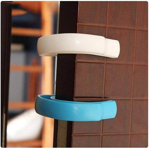 U Shape Finger Pinch Guard Prevent Door Locking Premium Safety Durable Toddler Baby Door Stopper Cushion Finger Protectors