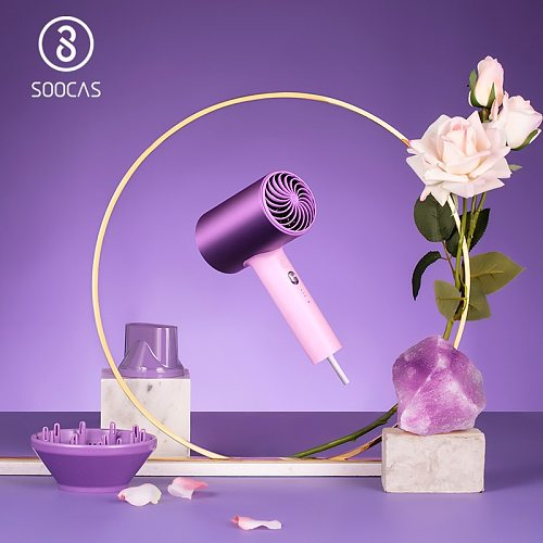 H5 Anion Hair Dryer Professional Blow Dryer quickly dry Electric Dryer Diffuser Aluminum Alloy Cold Hot Air Circulating
