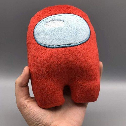 12 Kinds Soft Plush Among Us Plush Among Us Game Plush Toy Stuffed Doll Christmas Gift Cute Red Small Among Us Plushie Kid Gift