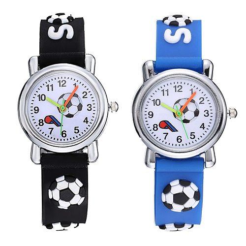 Cartoon Kids Watch For Boys Silicone Children Watches 2021 Creative Quartz Kid Baby Clock Women Gift Reloj Montre Femme Zegarek