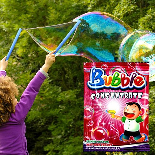 10pack Soap Bubbles Concentrate Bubbles Liquid Baby Non Toxic Summer Outdoor Funny Soap Water For Bubble Gun Toys On Sale Hotest