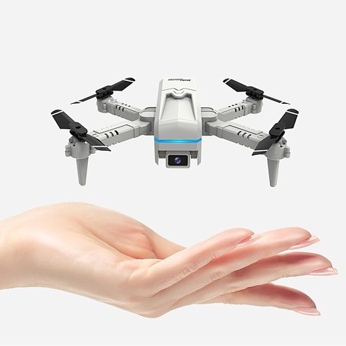 2021 New H6 Mini Drone 4k HD Dual Camera FPV WiFi Real-time Transmission Foldable Quadcopter RC Drones Toy For Children's Toys