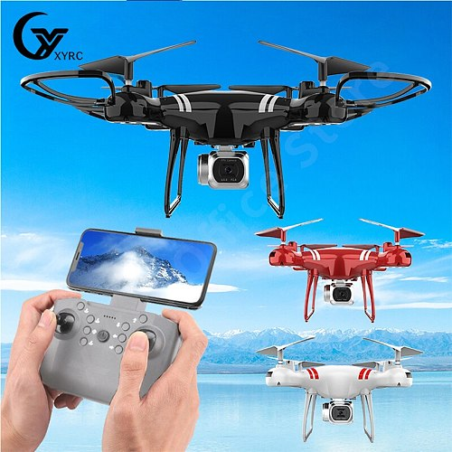 KY101 Mini Drone 4K WIFI RC Quadcopter With Camera Dual HD Aerial FPV Helicopter One Key Return Toys For Boys Gift Child