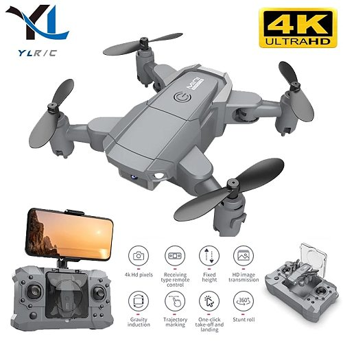 New mini KY905 drone 4K HD camera, GPS WIFI FPV vision foldable rc quadcopter professional drone