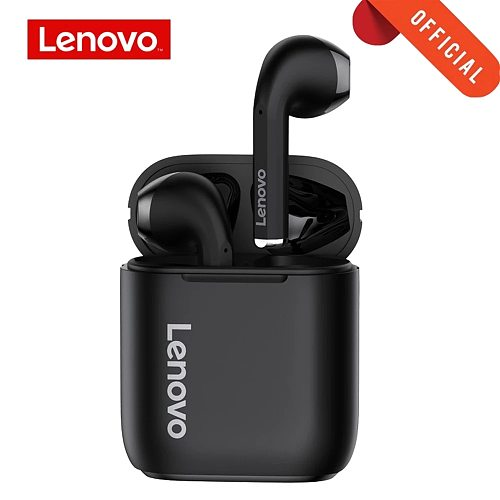 Original Lenovo LP2  TWS Wireless Headphone Bluetooth 5.0 Touch Control Dual Stereo Bass Earphones with Micphone Sports Earbuds
