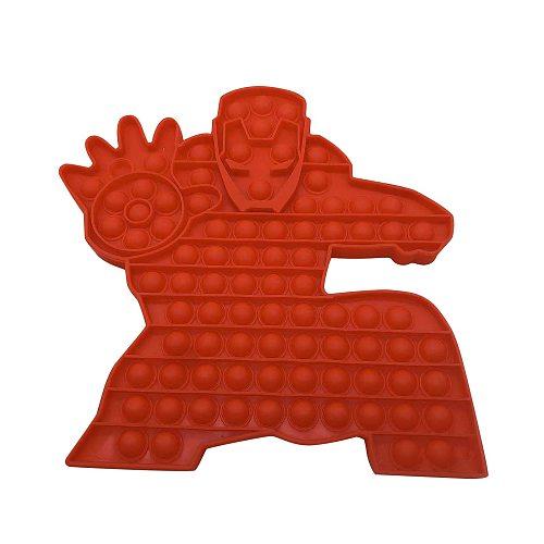 30cm Super SIZE Fidget Toys Square Antistress Push Bubble Figet Sensory Squishy Jouet Pour Autiste For ADHD Kid Gift 20-40CM