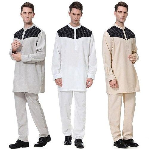 Arabic djellaba homme jubba thobe pakistan muslim djellaba men islamic clothing men caftan homme arab clothing men dishdasha