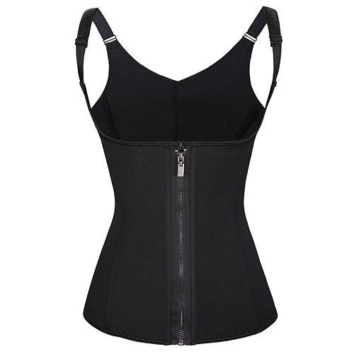Slimming Belt Underwear Sweat Sauna Body Shaper Waist Trainer Corsets Modeling Strap Thermo Slimming Vest For Women