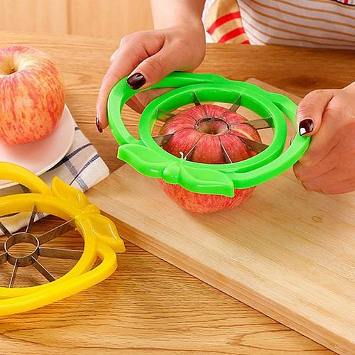 2021 New Kitchen Assist Apple Slicer Multi-function Vegetable Apple Pear Slice Cutter Kitchen Cooking Vegetable Chopper Tools