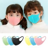 3pcs Kids Outdoor Cycling Dust Mouth Face Dust And Nose Protection Topmask For Man Woman Personal Health Care Accessories