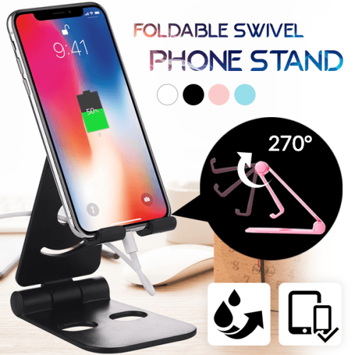🔥Buy 1 Get 1 Free Today🔥Foldable Swivel Phone Stand
