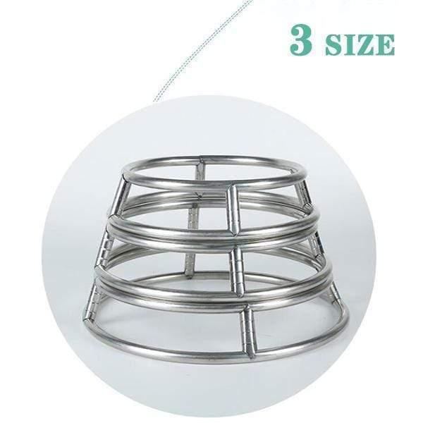Stainless Steel Wok Rack