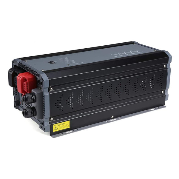 [U.S free-shipping] 3000W 12VDC 110VAC 2-year Warranty Popsail Solid RV Pure Sine Wave Inverter Charger