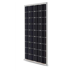 [U.S Free-Shipping]100W 18V Monocrystalline Glass Solar Panel