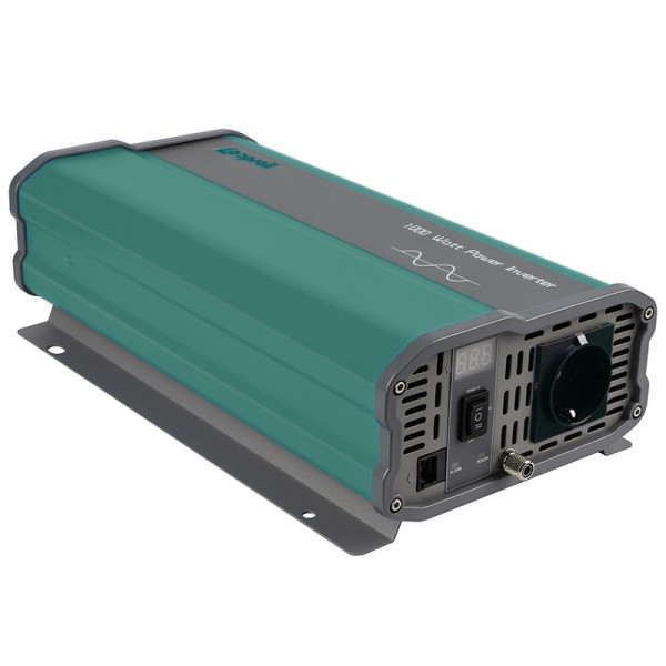 Pro-Line High Durability 12VDC 1000W Pure Sine Wave RV Power Inverter