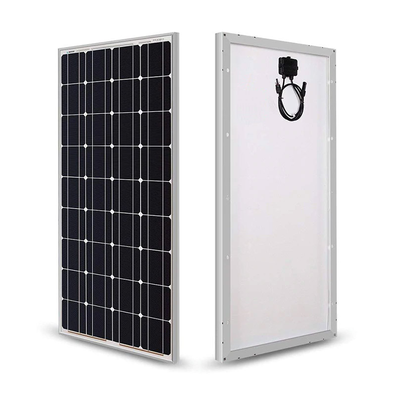 solar panel for camper van